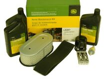 John Deere Home Maintance Service Kit LG257 X520 X540 Do It Your Self Part