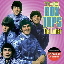 THE BOX TOPS- The Letter- New Sealed CD