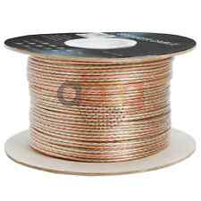 300 FT Feet True 16 GA Gauge AWG Speaker Wire Cable Car Home Audio 2 Conductor