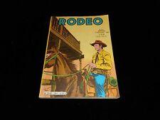 Rodeo 364 Editions Lug décembre 1981