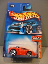~1/64-HOT WHEELS-2004 FIRST EDITIONS #9/100-TOONED FERRARI ENZO-RED-NEW/MOC