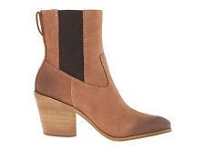 New Cole Haan NYC GRAHAM Women Waterproof Short Boots Sz 8.5 (MSR $298) D40356 B