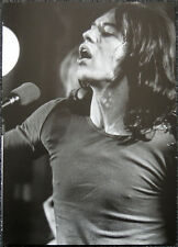 THE ROLLING STONES POSTER PAGE 1968 MICK JAGGER . 1