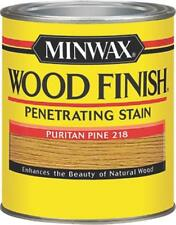 NEW MINWAX 22180 PURITAN PINE INTERIOR OIL BASED WOOD FINISH STAIN 7965080