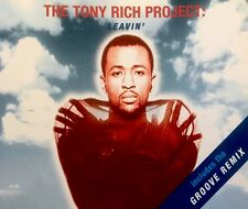 The Tony Rich Project - Leavin' (CD 1996) With Mixes/You're A Winner