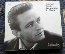 Johnny Cash - Lonesome in Black (The Legendary Sun Recordings, 2004) 2CD