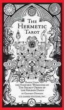 NEW The Hermetic Tarot Cards Deck Godfrey Dowson