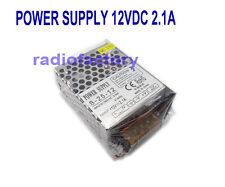 S-25-12 Super Stable Power supply unit 24W DC12V ( 10.5 - 13.8V ) 2AMP