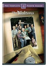 THE WALTONS the complete fourth series 4. UK Compatible. 5 discs New sealed DVD.