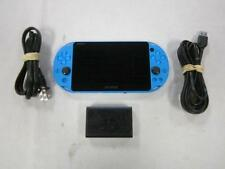Sony PlayStation Vita - Sapphire Blue Handheld System  {NTSC} *USED*