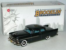 BROOKLIN MODELS BRK 103 1956 Plymouth Plaza 2-door Club Sedan Dark Blue 1/43