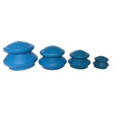 NEW Chinese Rubber Cupping Cellulite Therapy Massage Acupuncture Set of 4
