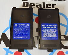 White's 2 Battery Holders for V Series, DFX, XLT / Classics / White's  Detectors