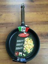"""New ROCH GUSS Grand Chef Cast Aluminum Skillet Pan MADE IN ITALY 20Cm (8"""")"""