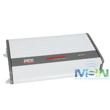 NEW MTX WET75.4 400W RMS 4-CHANNEL CLASS A/B MARINE AUDIO AMPLIFIER AMP WET-75.4