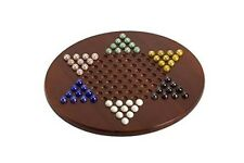 """CHH 15"""" Large Chinese Checker/Marble 1633 Board Game NEW"""