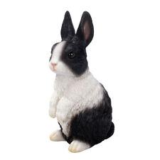 Standing Dutch Rabbit Ornament-XRL-PR10-D