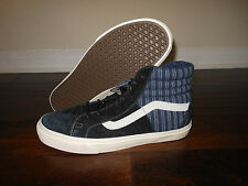 VANS SK8-HI 46 CA Hickory Mix VN-0ZDIET4 Shoes Size 10 Men 43 EUR Black/Blue