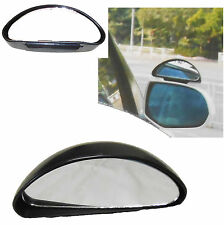 Universa Frog Eye Convex Wide Angle View Car Van Towing Blind Spot Mirror Single