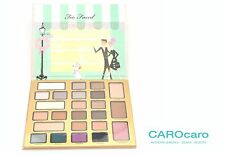 TOO FACED Christmas in New York THE CHOCOLATE SHOP Lidschatten palette