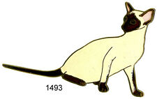 BRO1493  - BROCHE - CHAT 1