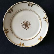 Assiette porcelaine de Paris  première moitié du XIXe .France