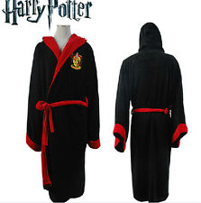 Harry Potter Hogwarts School of Witchcraft and Wizardry Winter Cotton Bathrobe