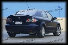 Mazda 6 Hatchback [GG, MK I/1, 2002-2008] Rear Boot Spoiler ~PRIMED & PREPARED~