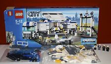 Lego City 7743 Police Command Center, Überwachungswagen, OBA, OVP, BOX, TOP!