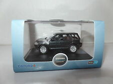 Oxford 76FRE004 FRE004 1/76 OO Scale Land Rover Freelander Santorini Black