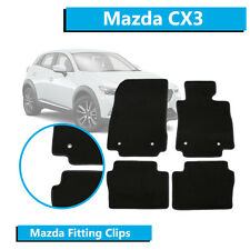 Mazda CX3 - (2015-Current) - Tailored Car Floor Mats