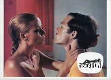 LINO CAPOLICCHIO CLAUDINE AUGER ESCALATION 1968 VINTAGE LOBBY CARD #14