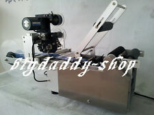 Automatic Round Bottle Labeling Machine with Date printing machine