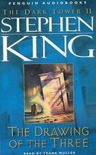 The Dark Tower The Drawing of the Three Book 2 Stephen King Audio Cassette Book