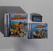 "Nintendo Game Boy Advance - "" SHREK - Super Slam """