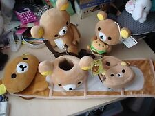 Bundle Kawaii San-X Rilakkuma Plush