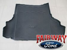 15 thru 17 Mustang OEM Genuine Ford Black Cargo Area Protector Mat w/o Subwoofer