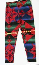 Ralph Lauren Girls Beacon Leggings Multi Sz XL (16) - NWT