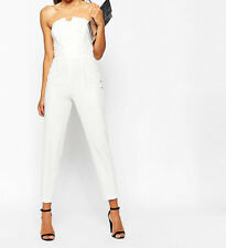 Branded Pleated Origami Jumpsuit UK 10/EU38/US6      zz6