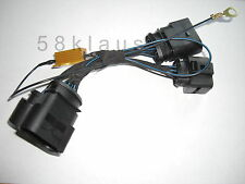 Audi A4 S4 8H Cabrio Facelift rear tail lights adapter cable set in A4 Cabrio B6