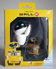 AMAZING WALL E & EVE GIFT ROBOT SET BY BULLYLAND HANDPAINTED DISNEY NEW MIB !