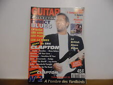 Magazine Guitar Collector's n°2 - A l'ombre des Yardbirds - Avril 1995