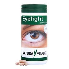 Natura Vitalis Eyelight premium 400 Augenkapseln mit Lutein NEU