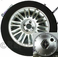 Renault Megane II 2003-2008 Curacao Alloy Wheel Center Cap 8200425813