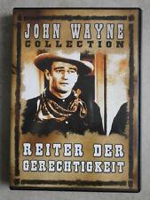 """DVD """"Reiter der Gerechtigkeit"""", mit John Wayne, Spieldauer ca. 55 Minuten."""