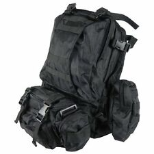 Blackhawk 3 Day Assault Pack Black Special Ops Backpack Military MOLLE Rucksack