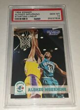 1994 Hoops / Kenner Starting Lineup Basketball ALONZO MOURNING ~ PSA 10 Pop 1