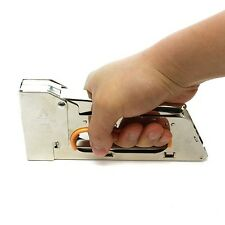 Stapler Staple Nail Gun Tacker DIY Upholstery Cable Furniture Leather Tacking