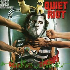 Condition Critical - Quiet Riot (1987, CD NEUF)
