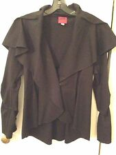 TAKASHIMAYA MIEKO MINTZ ART TO WEAR BLACK JACKET SIZE 2 (LIKE A SIZE 6)